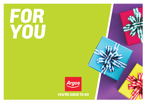 Argos For You Wallet