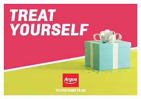 Argos Treat Yourself Wallet