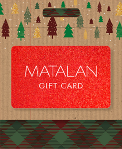 Matalan Christmas Trees Gift Card