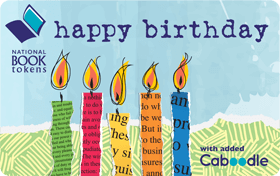 National Book Tokens - Happy Birthday
