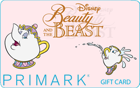 Primark Beauty and the Beast