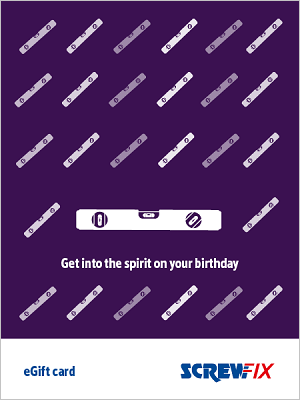 Birthday Spirit - Purple