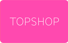 Official Topshop gift card store. Next day delivery and free personalised card available! Spend online and in store across the whole Arcadia family.
